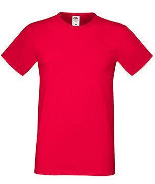Мужская футболка приталенная 412-40-В199 fruit of the loom