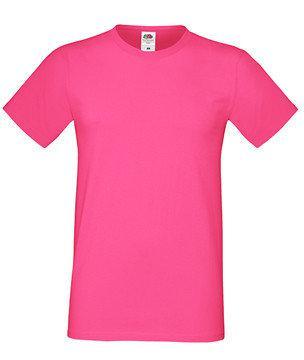 Мужская футболка приталенная 412-57-В203 fruit of the loom
