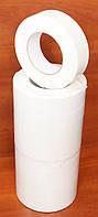 Скотч двухсторонний на вспененной основе (белая пена на белой подложке, в т.ч. для зеркал) 36мм*5м