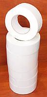 Скотч двухсторонний на вспененной основе (белая пена на белой подложке, в т.ч. для зеркал) 48мм*5м
