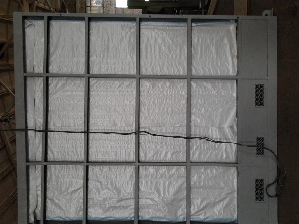 Модульная подстанция для солнечной электростанции