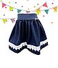 Детская школьная юбка для девочки Fashion