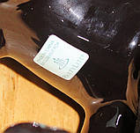 """Оригінальний керамічний свічник """"Чорна кішка"""", Франція, фото 7"""