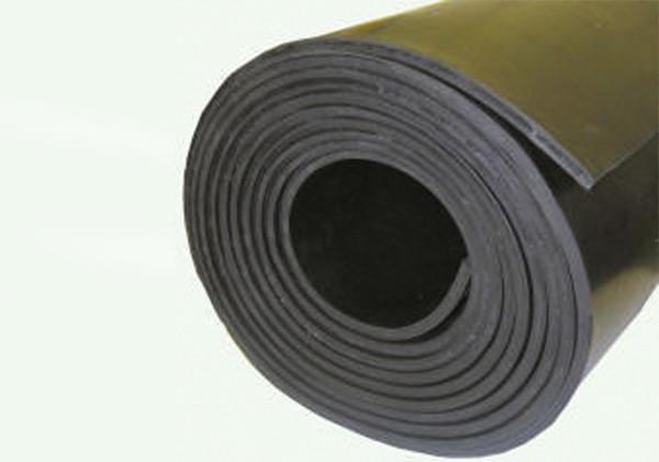 Эва, этиленвинилацетат 4075 3 мм  черная