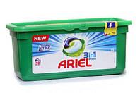 Универсальные капсулы для стирки Ленор - Ariel Touch Of Lenor Fresh 3 in 1 pods 28 шт.  (Оригинал)