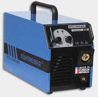 Сварочный инверторный полуавтомат KITin 2080 MIG EURO