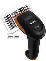 Сканер штрих-кодов ручной Godex gs 220, фото 1