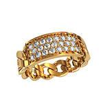 Кольцо обручальное Невеста  750010, фото 2