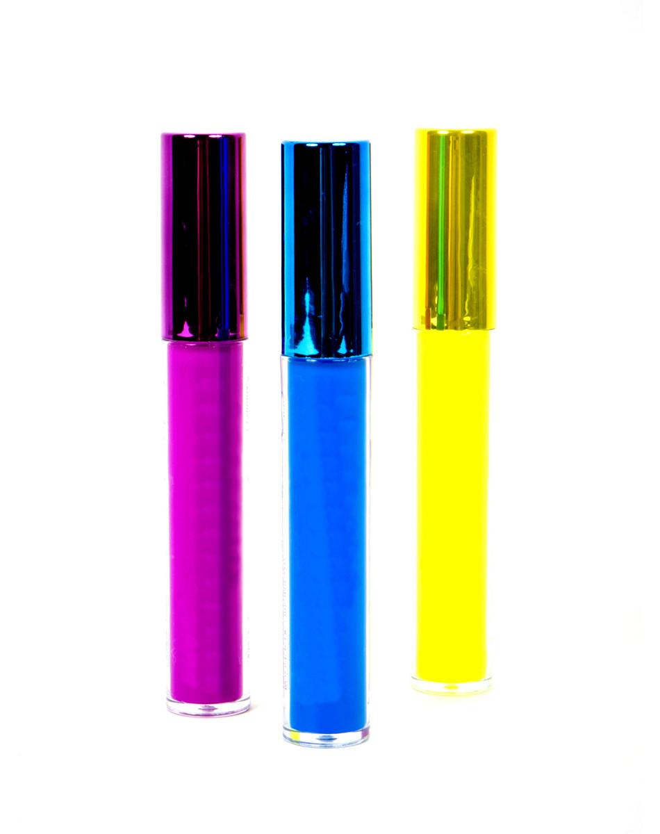 Блеск для губ неоновый Luomei Makeup