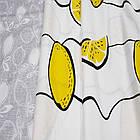 Полуторное постельное белье, Лимончелло, сатин 100%хлопок , фото 4