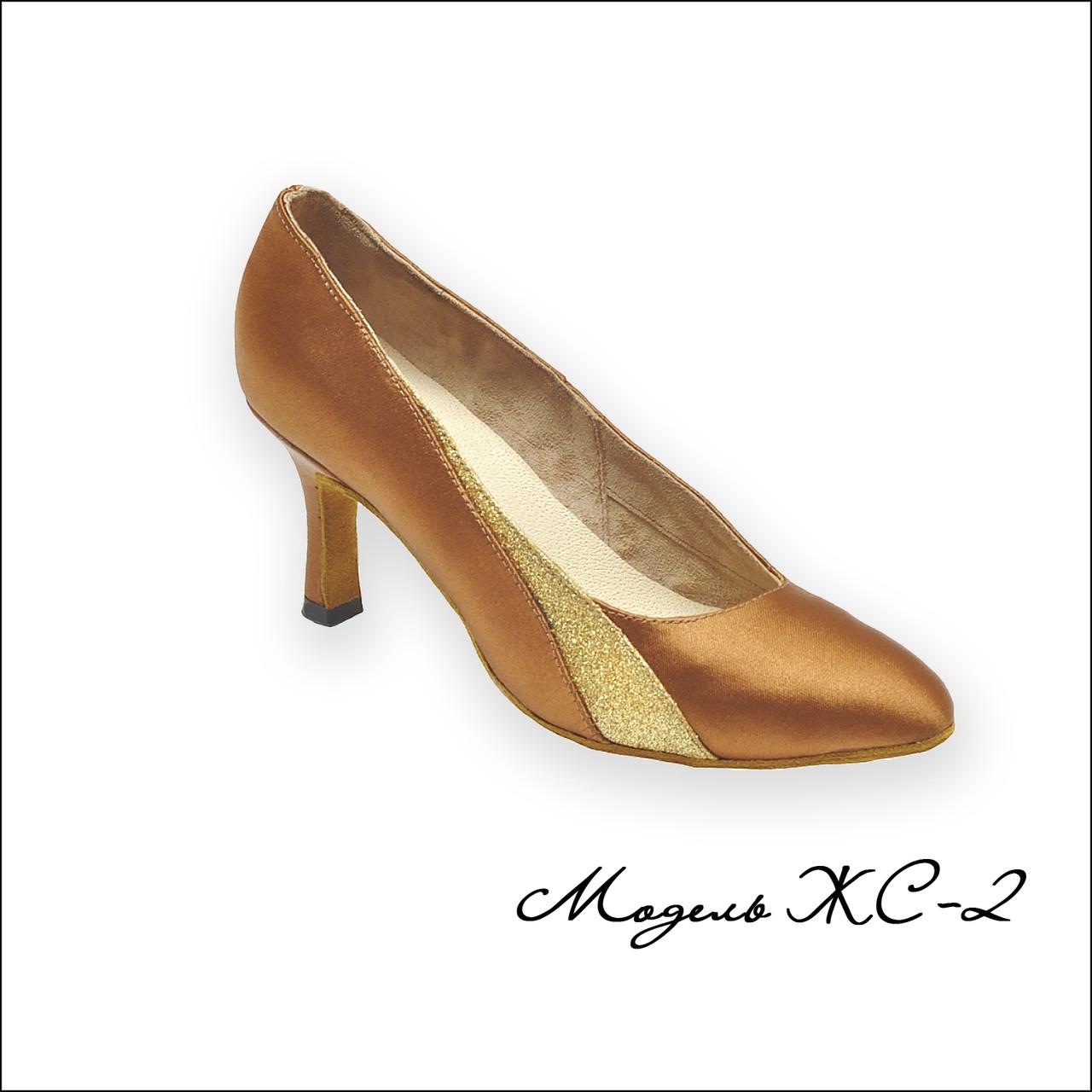 Женский стандарт (танцевальная обувь)