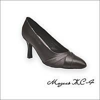 Обувь для танцев (черные) Женский стандарт