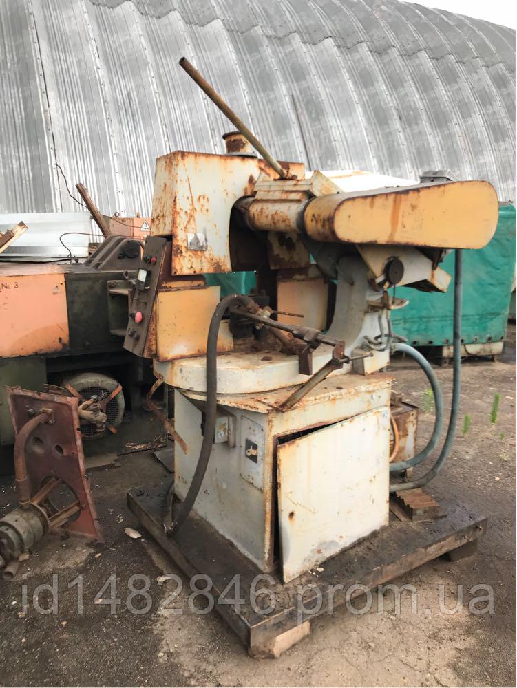 Станок отрезной по металу пила маятниковая