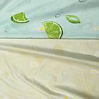 Двуспальное постельное белье, Мохито, сатин 100%хлопок , фото 2