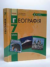 Ранок Навчальний підручник Географія 7 клас Довгань