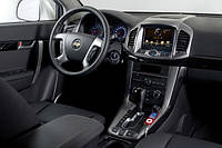 Штатная магнитола Chevrolet Captiva 2012+