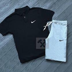Шорты и футболка поло Nike| Летняя акция