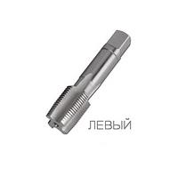Метчик машинно-ручной М  6х1.0мм Р6М5 (LH) левый для сквозных отверстий ГОСТ 3266