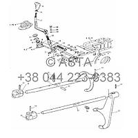 Вспомогательное устройство управления КПП на YTO-X854