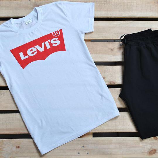 Шорты и футболка Levis| Летняя акция