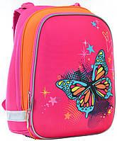 Рюкзак каркасный H-12 Butterfly Blue YES
