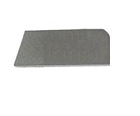 Пластина 13592 ВК8 (В35) напаиваемая для отрезных и прорезных резцов
