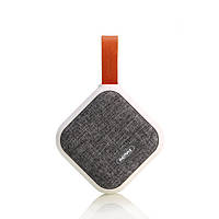 Портативная колонка Remax Portable Fabric Bluetooth 4.1 Speaker RB-M15 white