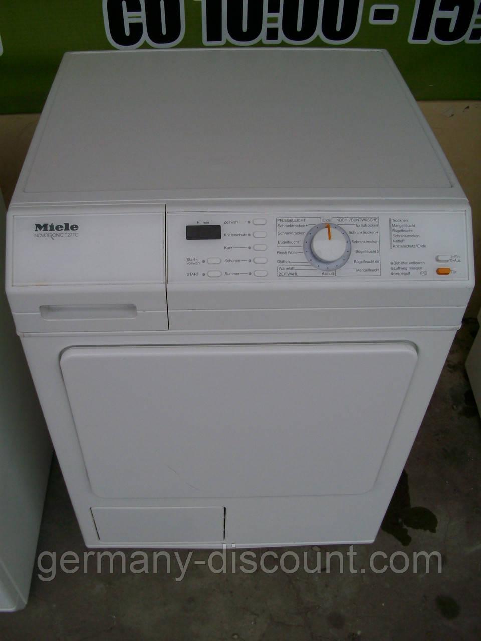 Сушильная машина Miele Novotronic T 277 C