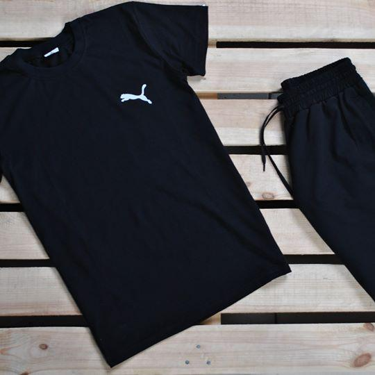 Шорты и футболка Puma| Летняя акция