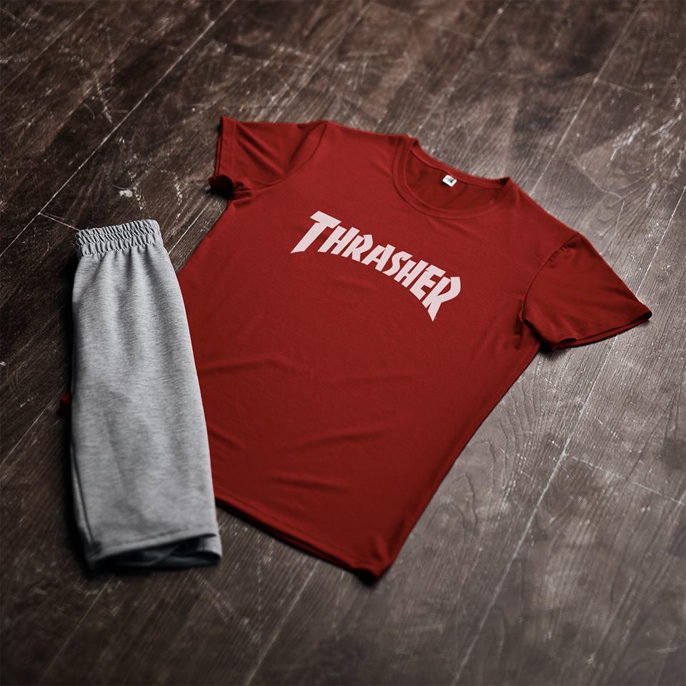 Шорты и футболка Thrasher| Летняя акция