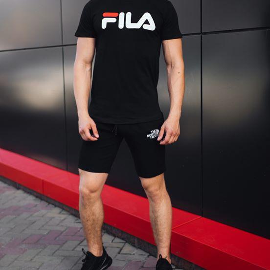 Шорты и футболка Fila| Летняя акция
