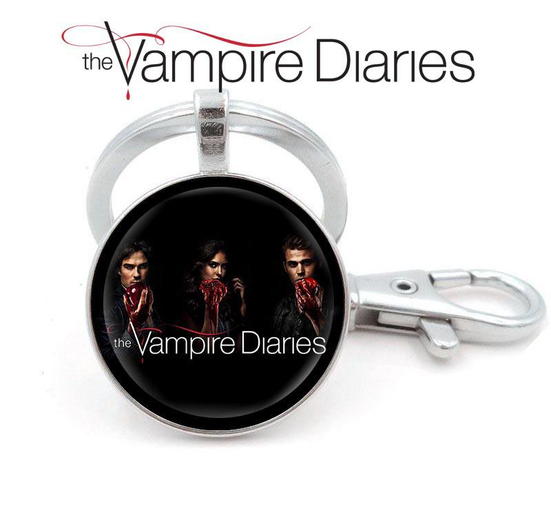 Брелок Дневники Вампира Vampire Diaries
