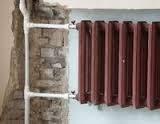 Отключение от системы центрального отопления