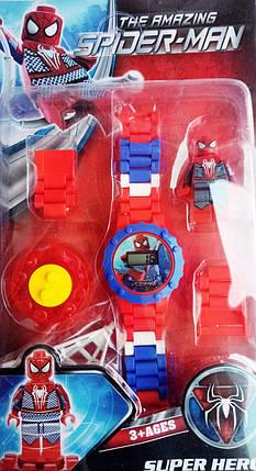 """Детские часики """"Spider-Man"""" , фото 2"""