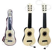 Гитара 898-22D (48шт) 43,5см, струны 6шт, медиатор, в сумке, 13,5-43,5-4см