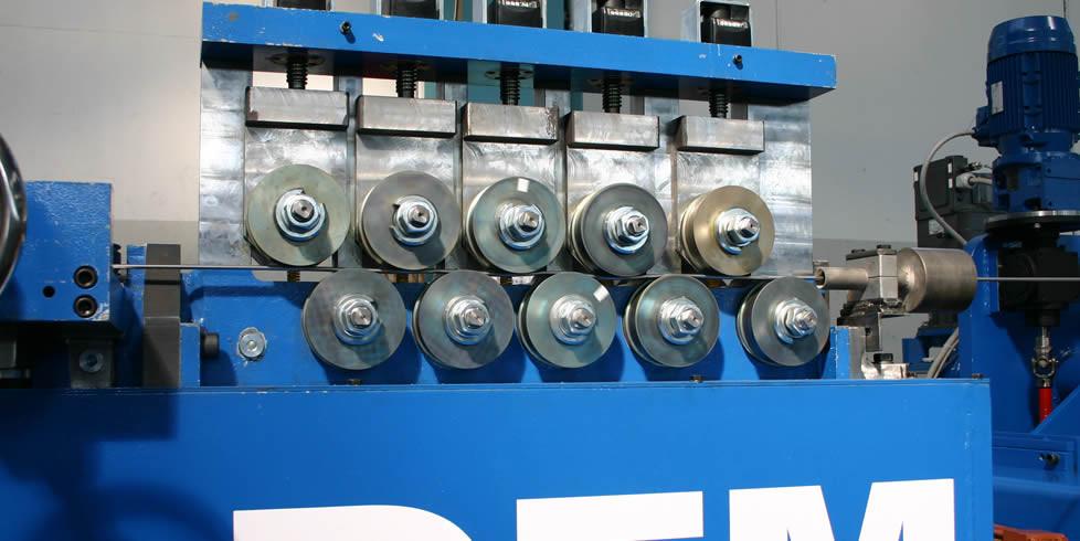 Дополнительное оборудование для линий прокатки и волочения, DEM - Компания «Парк» — новые решения для вашего парка оборудования. в Каменском