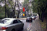 "Аренда Ситилайт г. Киев, Парковая дорога, возле ночного клуба ""Данте парк"", в сторону пл. А. Первозванного"
