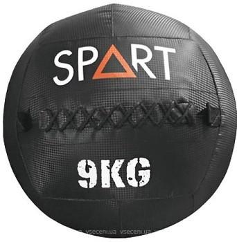 Мяч медичний (волбол) WALL BALL 9 кг