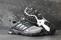 Мужские кроссовки Adidas Marathon TR 26  серые