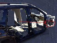Лонжерон правый , 96621475, Chevrolet Captiva (Шевроле Каптива)