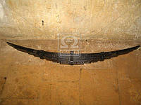 Рессора задней дополнительная ЗИЛ 130 9 -листовая (Производство Чусовая) 130-2913007-02