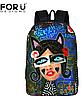 Школьный рюкзак для девочки 44х28см