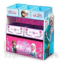 """Органайзер - ящик для игрушек """"Холодное сердце Disney"""" Delta Children"""