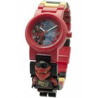 Конструктор-часы LEGO NINJAGO Kai (8020547), Lego 8020547 Наручные часы Кай с минифигуркой