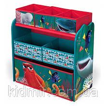 """Органайзер - ящик для іграшок """"У пошуках Дорі Disney"""" Delta Children"""