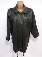 Куртка кожаная, демисезонная, Jofama, XS (34), качественная, черная, Отл сост!