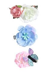 Набор из 3  заколочек для волос для девочки H&M  (США)