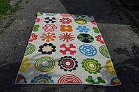 Дитячий яскравий килим, коврик!!! 133х195см. Икея