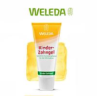 Зубной гель для детей WELEDA (от 6 месяцев), 50 мл