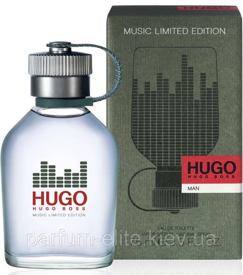 Мужская туалетная вода Hugo Boss Hugo Man Music Limited Edition 125ml